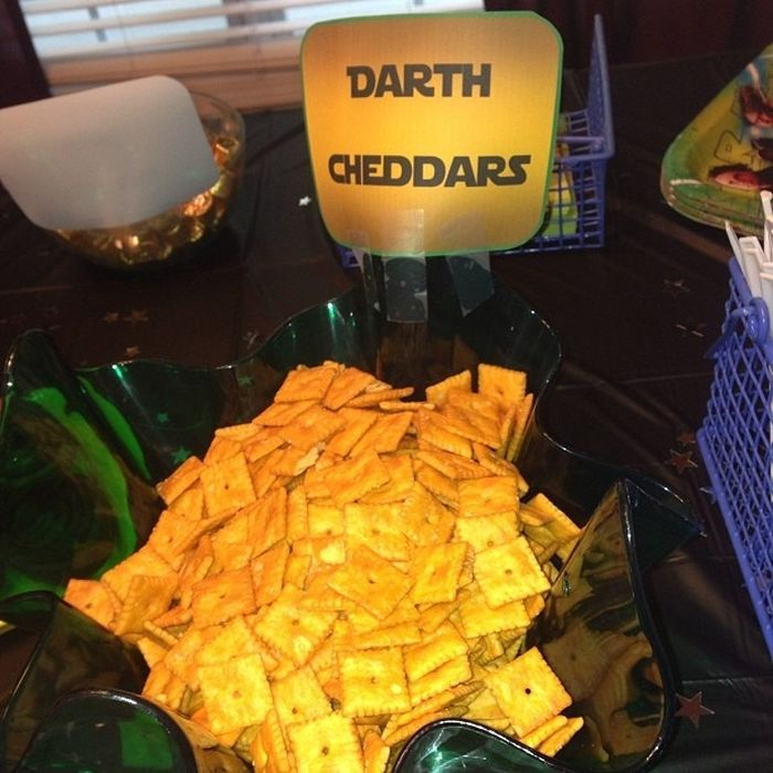 Star Wars Birthday Party (19 pics)