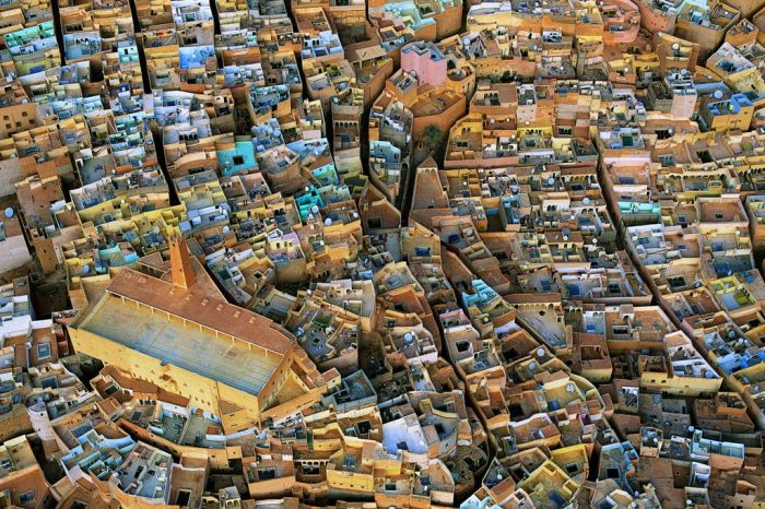 Cities from Above (34 pics)