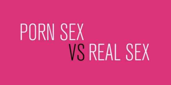 How Sex in Adult Films Differs From Sex in Real Life