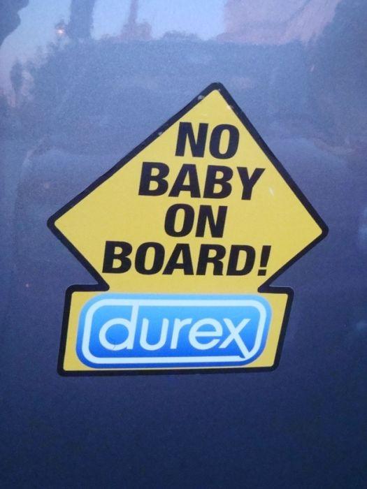 Hilarious Bumper Stickers (27 pics)