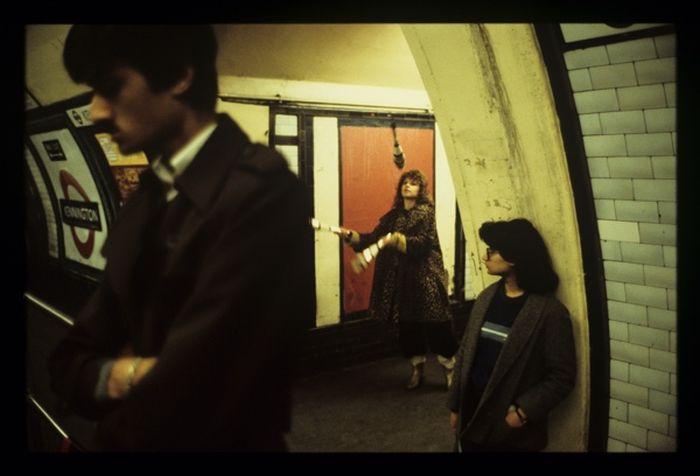 London Underground in 1980's (35 pics)