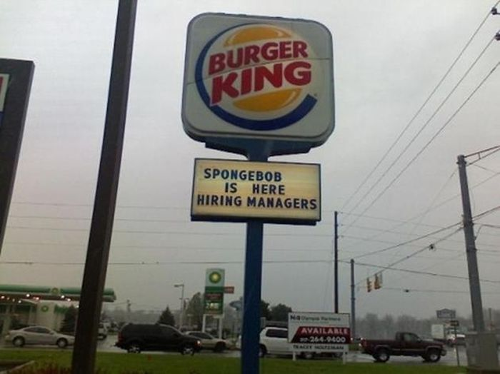 Funny and Strange Signs (22 pics)