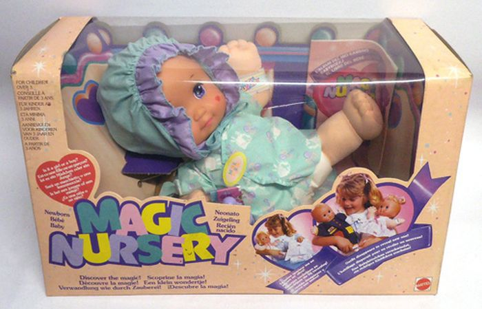 '90s Toys and Games for Girls (55 pics)