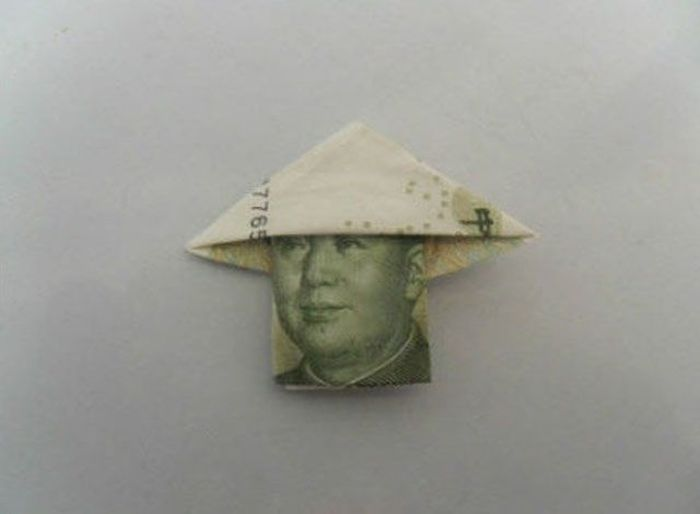 Hat for Mao Zedong (17 pics)