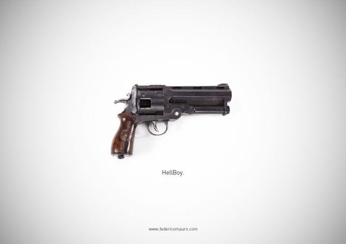 Famous Guns (39 pics)