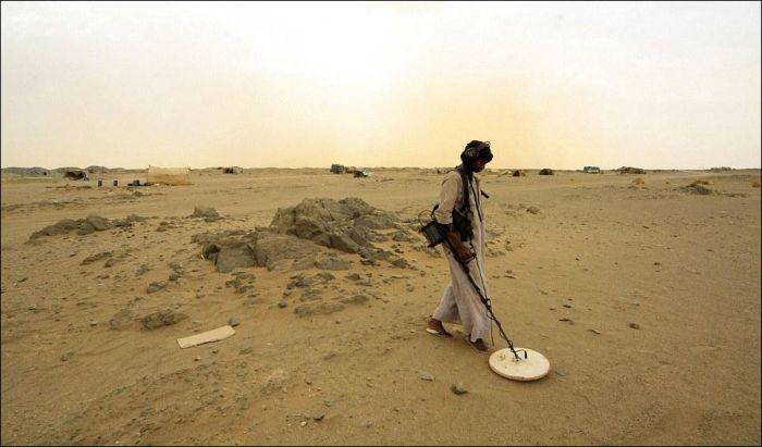 Gold Rush in South Sudan (21 pics)