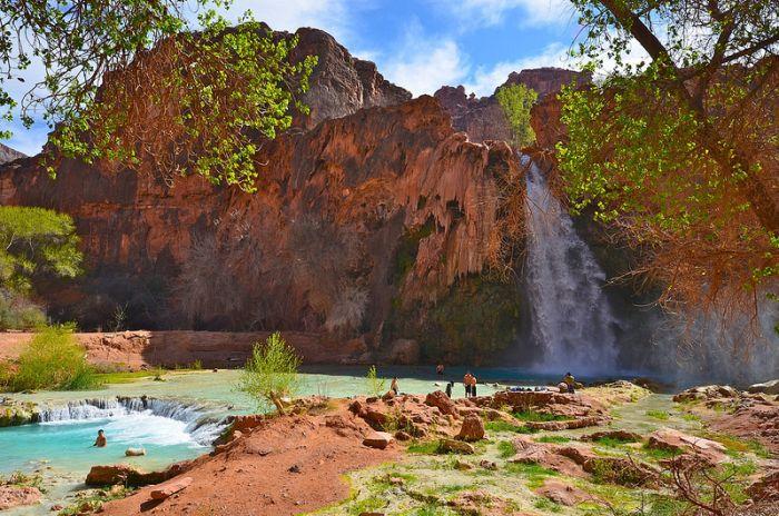 Havasu Falls (5 pics)