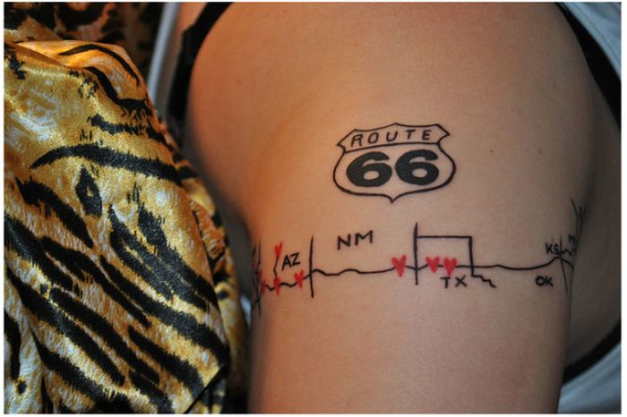 Travel Tattoos (46 pics)