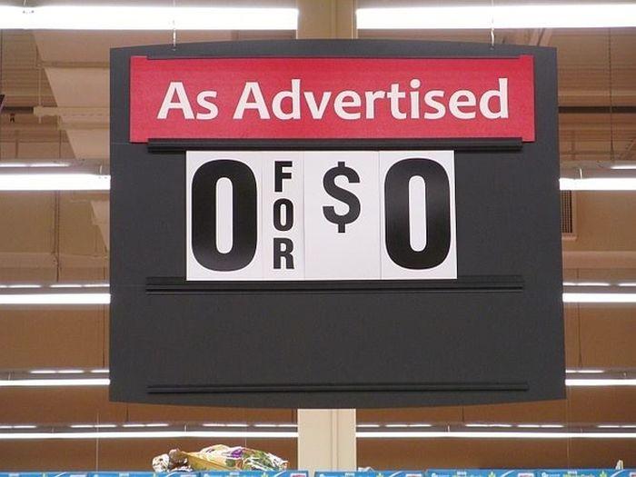 Funny Signs (99 pics)