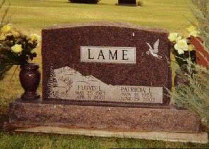 Unusual Tombstones (44 pics)