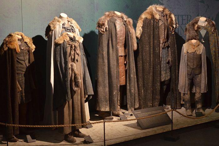 Game of Thrones Exhibition (40 pics)