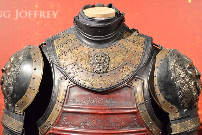 Game of Thrones Exhibition (40 pics)