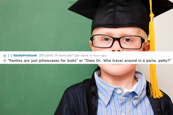 Funny Things Kids Say (15 pics)