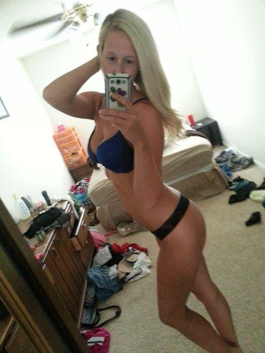 Mirror Selfies (44 pics)