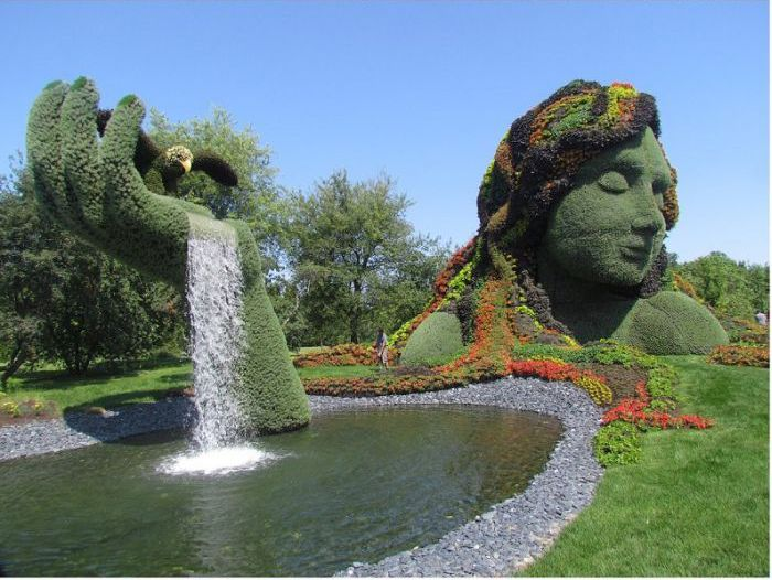 Mosaicultures Internationales de Montreal 2013 (22 pics)