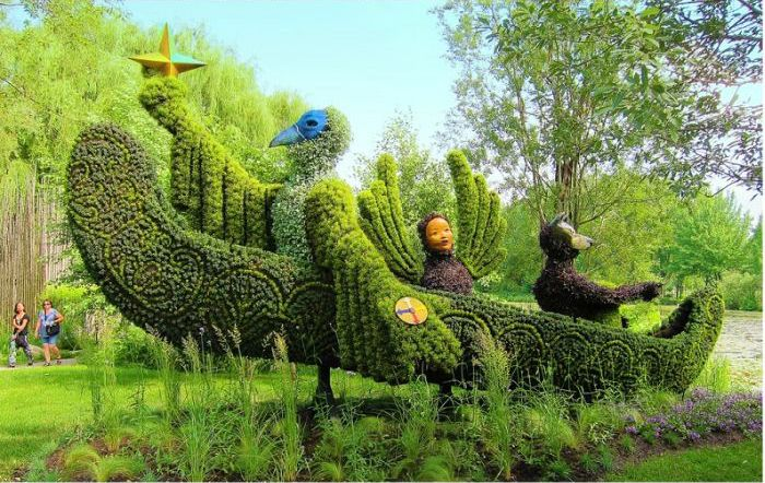 Mosaicultures Internationales de Montreal 2013 (22 pics)