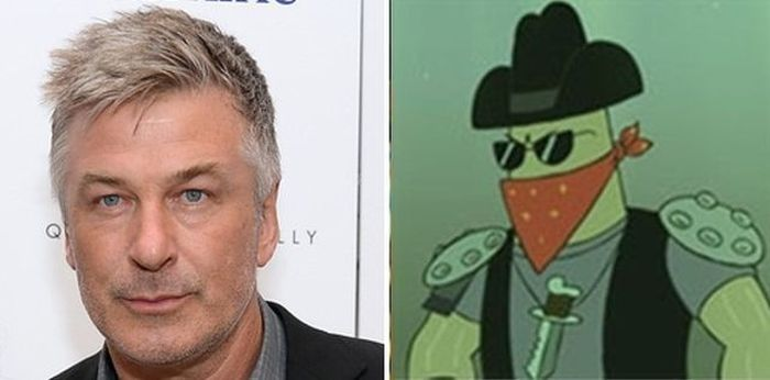 Unexpected Cartoons That Were Voiced By Celebrities (36 pics)