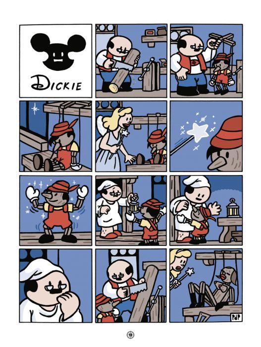 Dickie Comix (23 pics)
