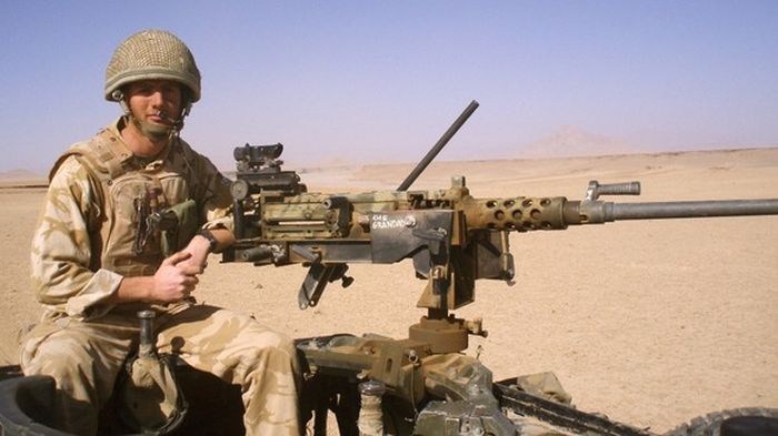 Double Amputee Soldier to Tackle Race from Hell (13 pics)