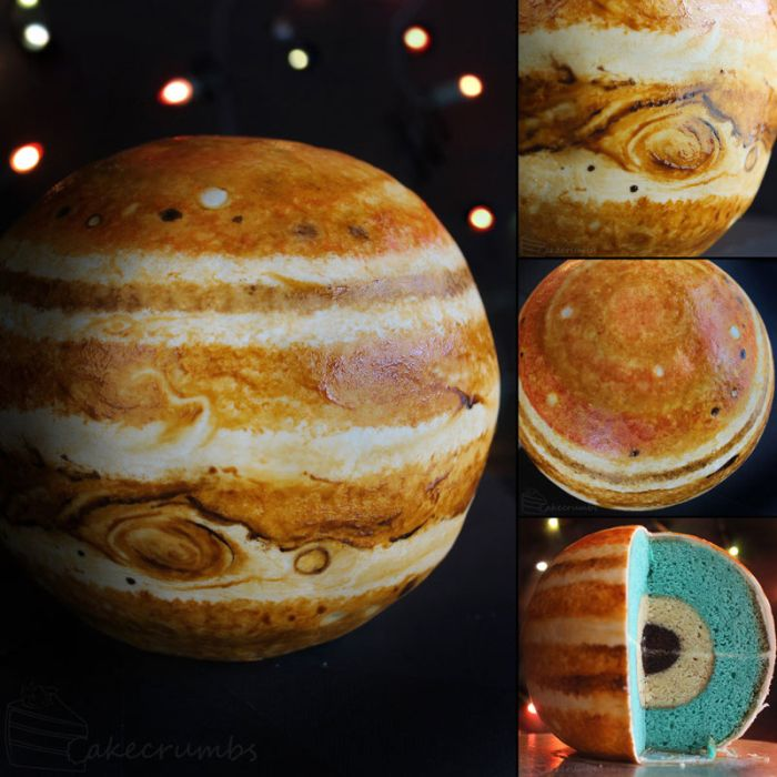 Cake Planets by Cakecrumbs (7 pics)
