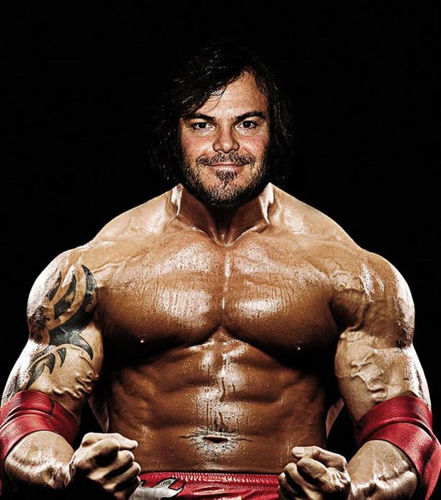 Celebrities on Steroids (30 pics)