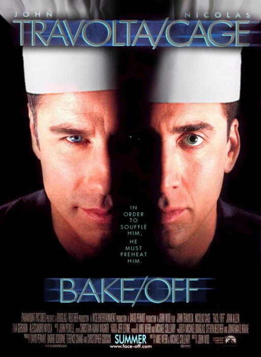 If All Movies Were About Food (29 pics)