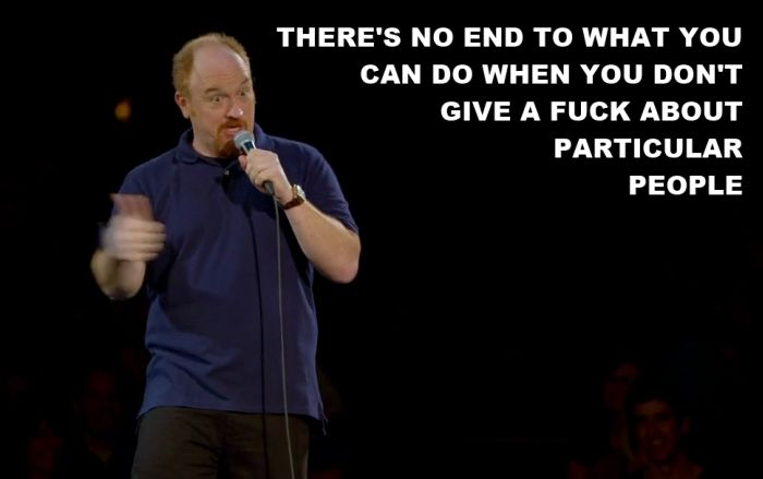 Louis CK Has Something to Say (14 pics)