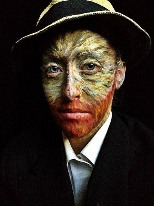 Great Makeup Trasnformations (23 pics)