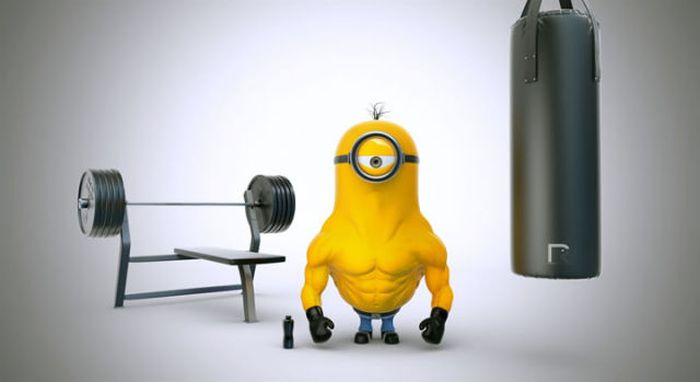 Minions Take Over the World (40 pics)