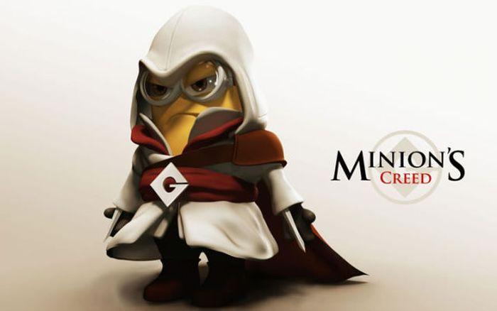 Minions Take Over the World (40 pics)