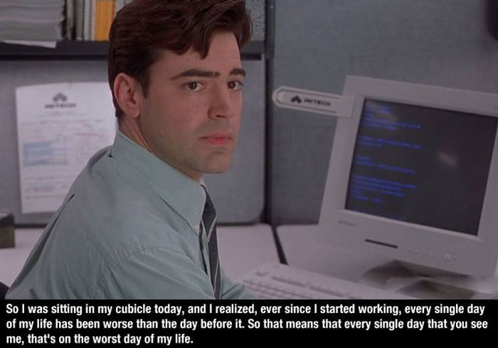 Funny Quotes From Office Space