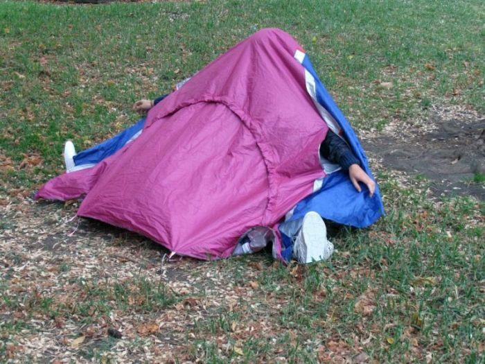 Tent Shoes (10 pics)