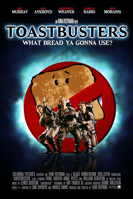 If All Movies Were About Food. Part 2 (40 pics)
