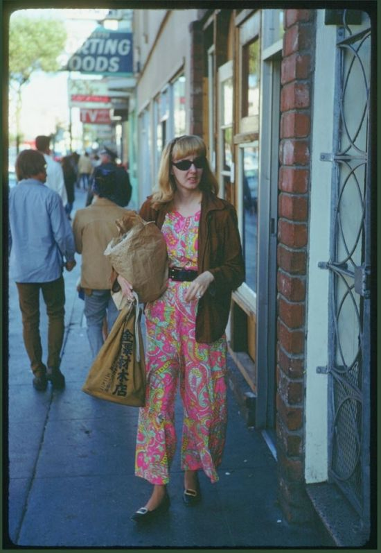 San Francisco in 1967 (21 pics)