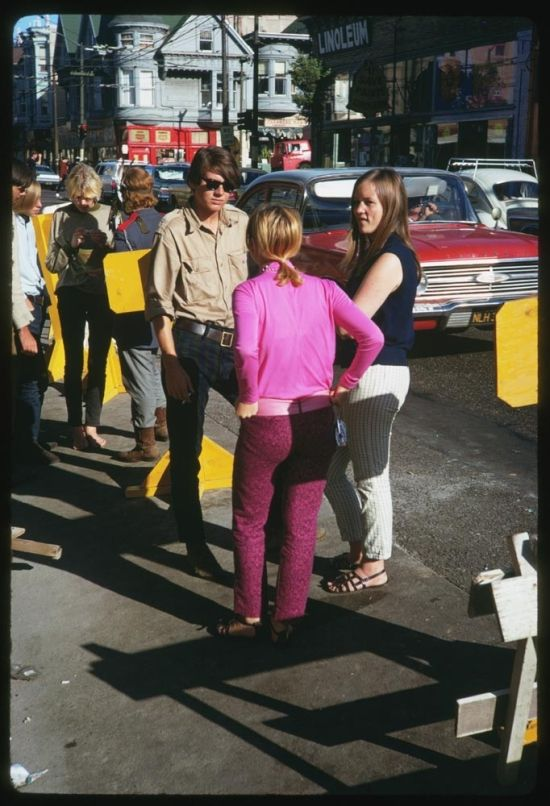 San Francisco in 1967 (21 pics)