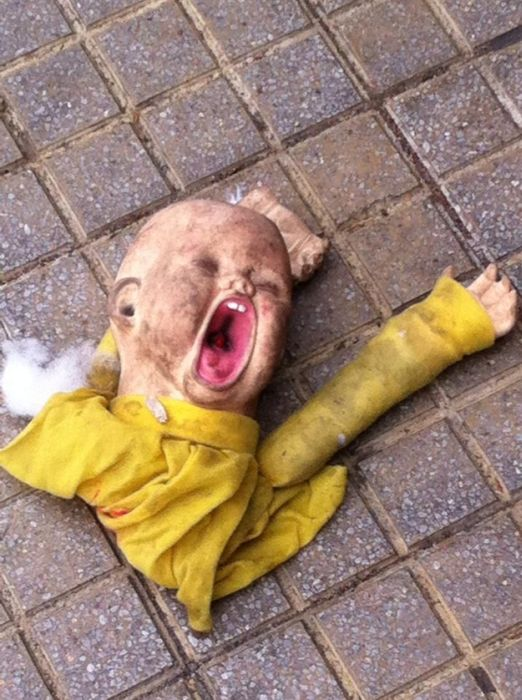 Creepy Dolls (20 pics)