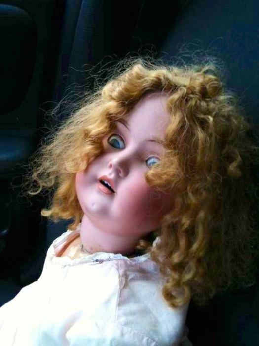 Creepy Dolls (20 pics)