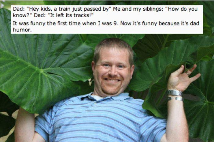 Dad Jokes (27 pics)