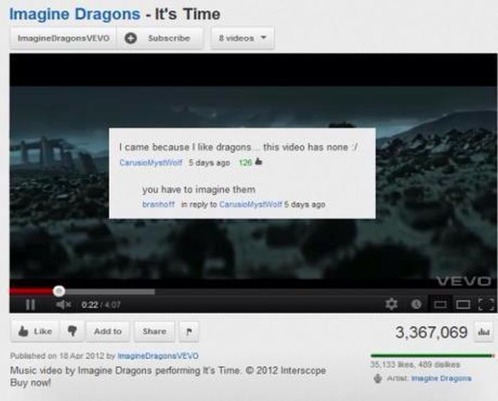 Funny Youtube Comments Part 13 (16 pics)