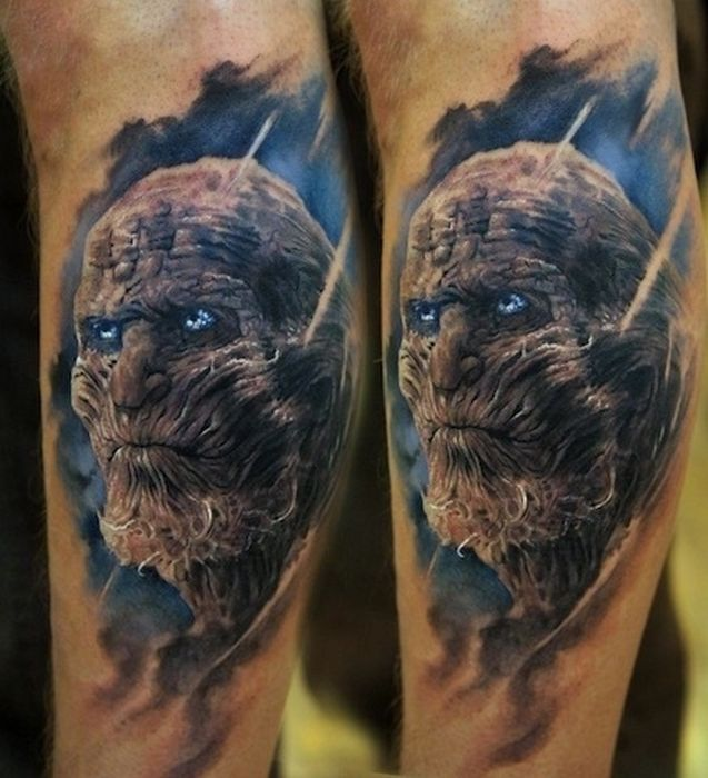 """Game Of Thrones"" Tattoos (31 pics)"