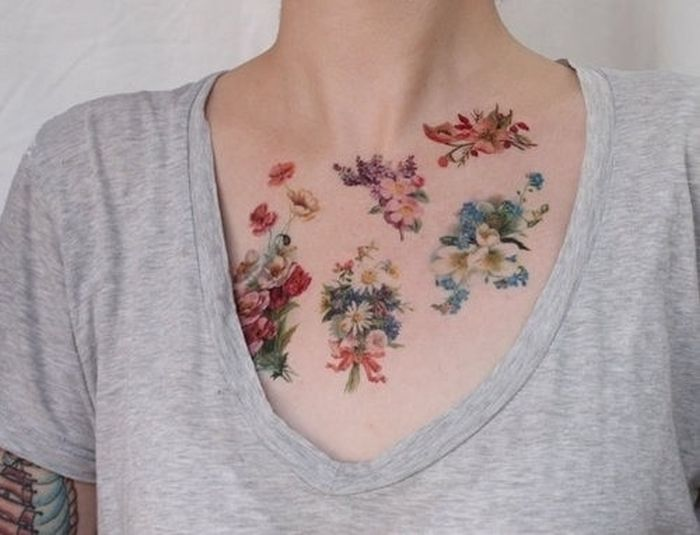 Beautiful Nature Tattoos (49 pics)