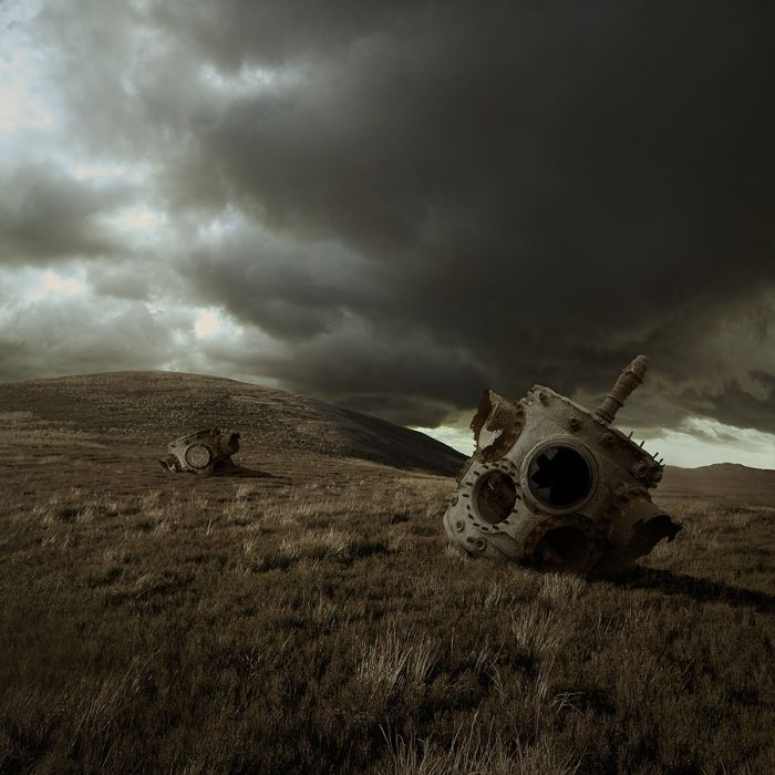 Postapocalyptic World by Michal Karcz (22 pics)
