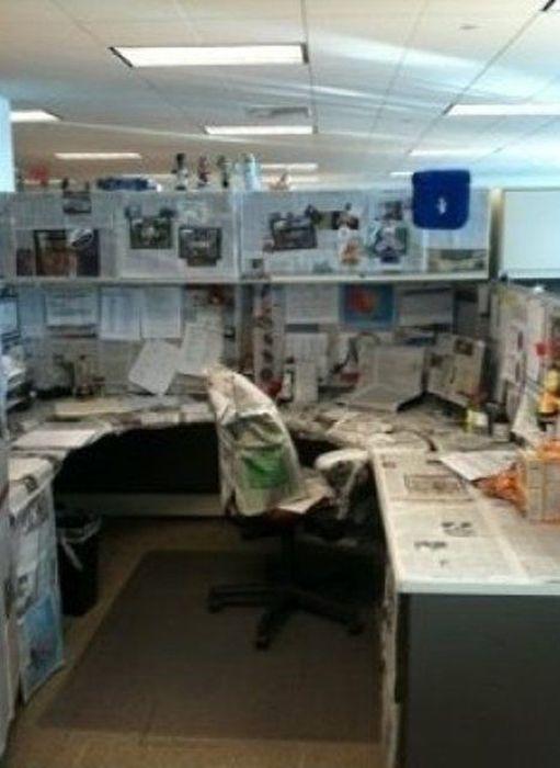 Office Pranks (40 pics)
