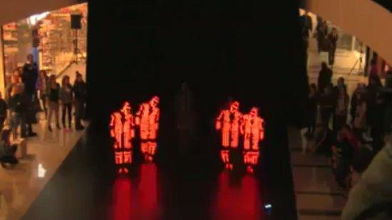 Amazing Light Dance