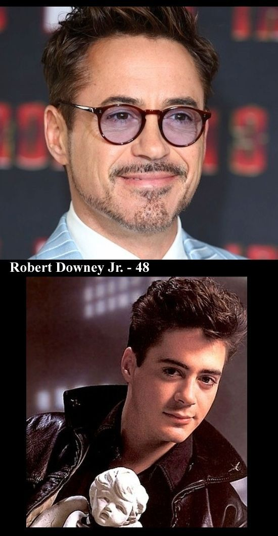 Actors Then and Now (15 pics)