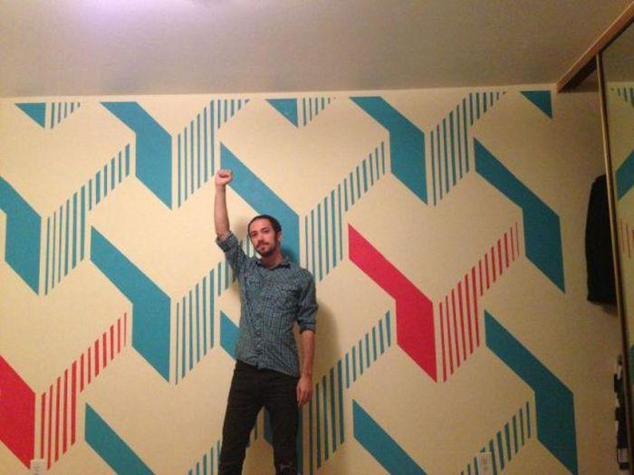 Wall Art by a Programmer (11 pics)