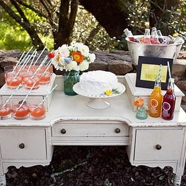 Drink Stations (40 pics)