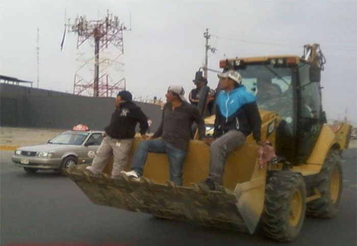 Only in Peru. Part 4 (62 pics)