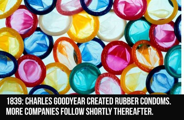 Interesting Facts About Condoms (17 pics)