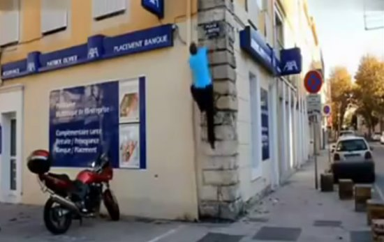 Assassin's Creed in Real Life